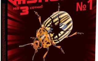 Жукобор от колорадского жука — инструкция, эффективность, правила использования