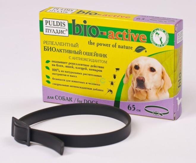 БИОактивный ошейник для собак