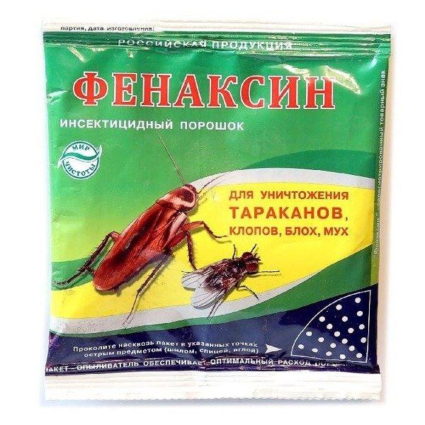 Фенаксин от тараканов