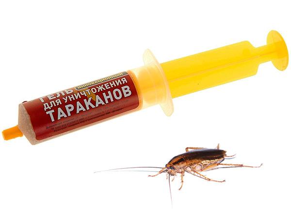 Гель от тараканов