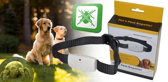 Ошейник для собак ультразвуковой
