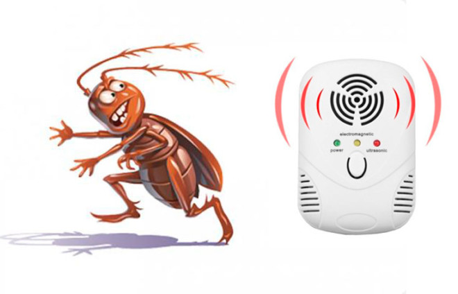 Ультразвуковые отпугиватели от тараканов