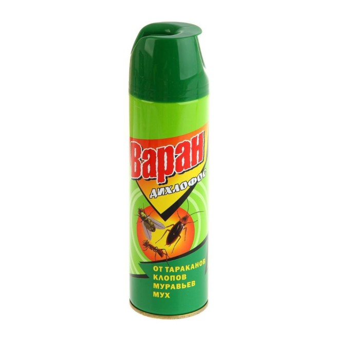 Варан средство от тараканов