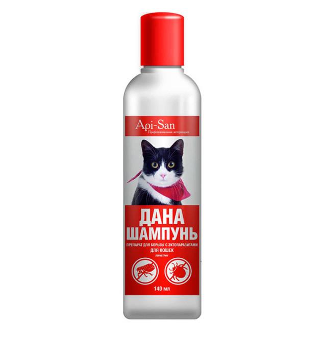 Шампунь Дана для кошек