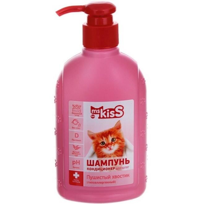 Шампунь Ms. Kiss для кошек