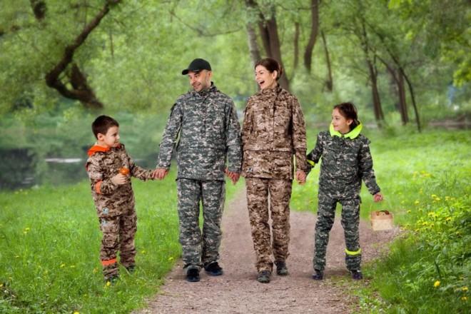 Защитная одежда от клещей