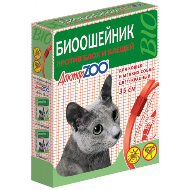 Доктор Зоо ошейник для кошек