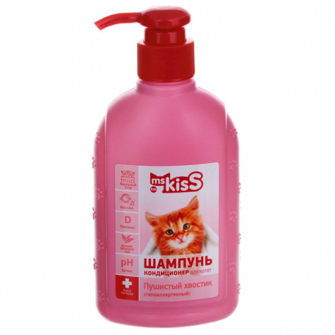 Мистер Кис шампунь для кошек
