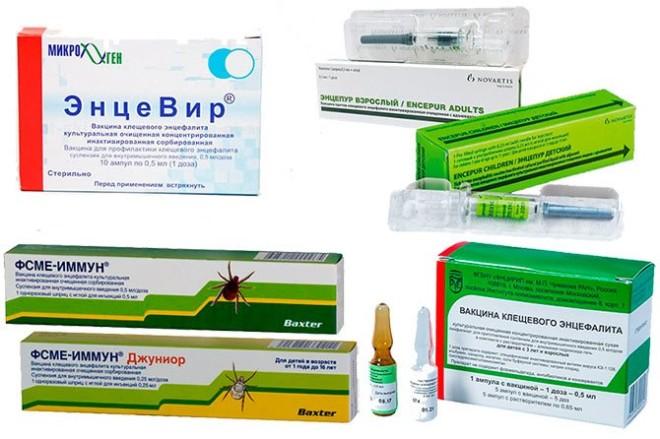 Вакцина от клеща