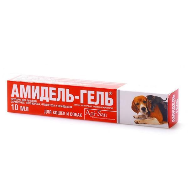 Амидель-гель