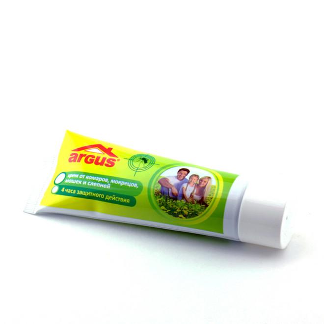 Аргус крем от комаров