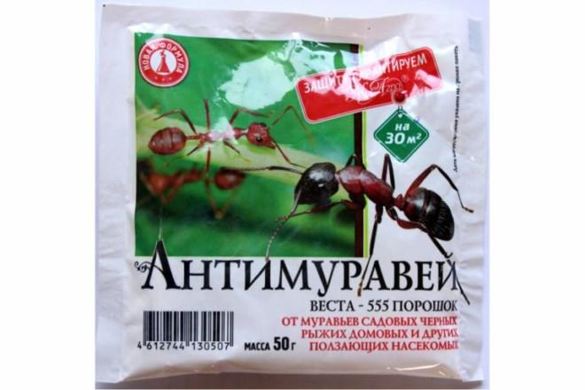 Гранулы Антимуравей