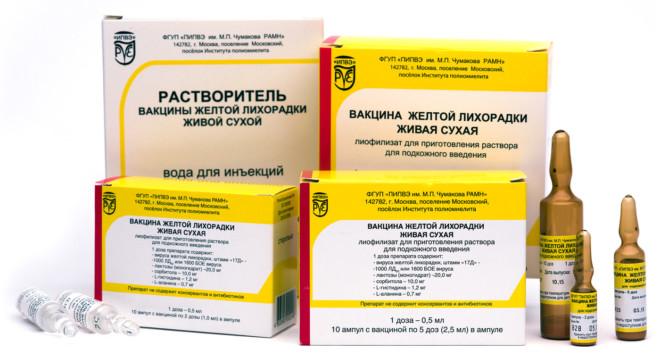 Вакцина от Денги